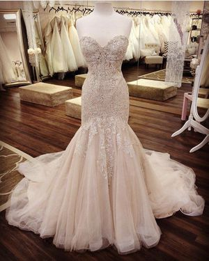 Wedding Dress Stella York 6541 - BRAND NEW for Sale in Manassas Park, VA