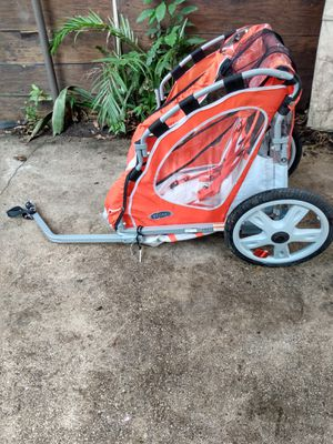 BIKE TRAILER INSTEP ( condition excellent) for Sale in Miami, FL