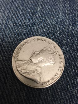 1933 Canada 5 Cent Coin for Sale in Houston,  TX