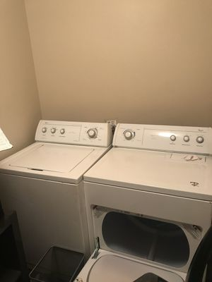 Whirlpool Imperial Series washer/dryer combo for Sale in Salt Lake City, UT