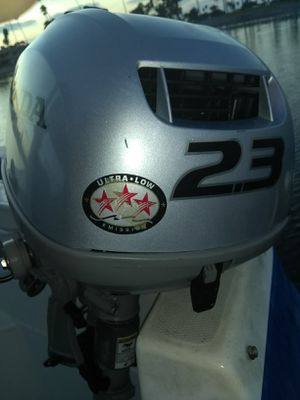 HONDA 2.3 HP OUTBOARD- for Sale in San Diego, CA