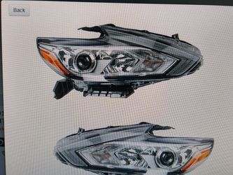 Nissan Altima Headlights LH R H Fits 2016,2017,2018 for Sale in Corona,  CA
