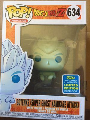 Gotenks SuperGhost Dragon Ball z for Sale in Santa Ana, CA