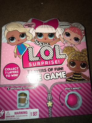 Lol doll game for Sale in Oakland, CA
