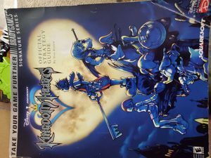 PS2 Kingdom Hearts 💕 Strategy Guide for Sale in Vancouver, WA