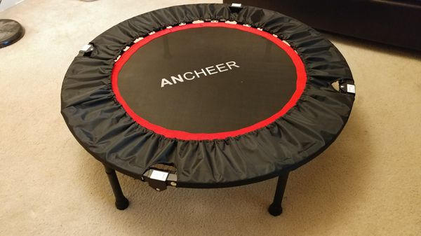 Ancheer exercise trampoline