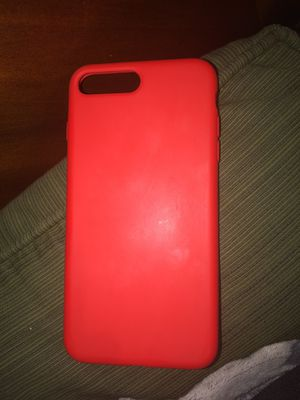 iPhone 8 Plus Red Case for Sale in East Los Angeles, CA