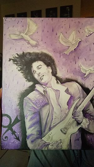 Prince Painting! for Sale in Lakeland, FL