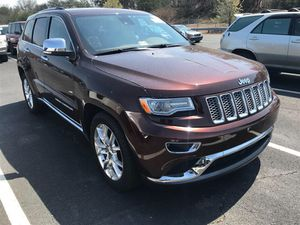 2011 JEEP GRAND CHEROKEE Overland Summit for Sale in Gaithersburg, MD