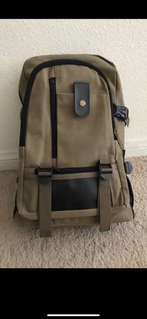 Hiking, camping, fishing, Military, school Backpack NEW for Sale in Highland, CA