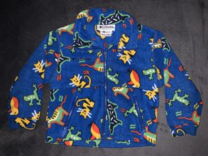 Children's Columbia Fleece Jacket Size 4T 5T for Sale in Colorado Springs, CO