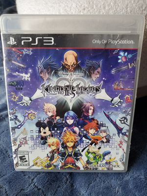 Ps3 kingdom hearts 2.5 for Sale in Bothell, WA