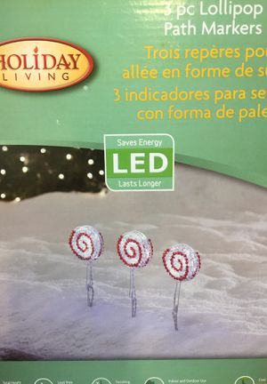 led christmas pathway markers for Sale in West Palm Beach, FL