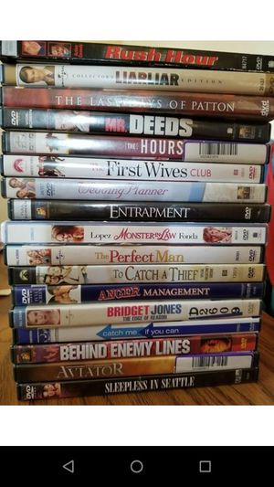 17 DVDs for $10 for Sale in Glendale, CA