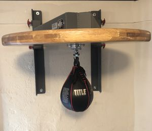 XMark Adjustable Speed Bag Platform XM-2811 with Title Bag for Sale in Sparrows Point, MD