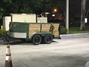 Utility trailer for Sale in Pompano Beach, FL