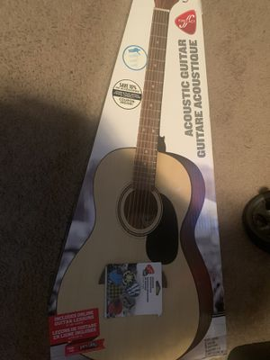 Acoustic Guitar with picks! for Sale in MD, US