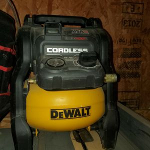 Dewalt Flexvolt Compressor for Sale in Biggs, CA