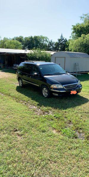 2003 Ford Windstar Minivan for Sale in Frost, TX