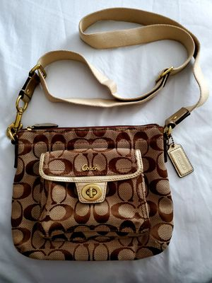 Coach purse for Sale in San Angelo, TX