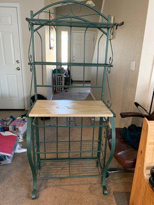 Bakers rack for Sale in Fair Oaks, OK