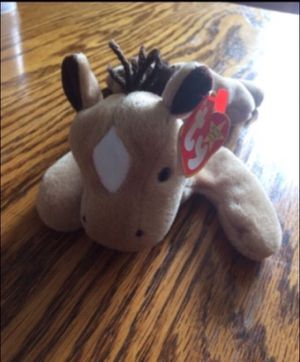 Retired Derby TY Beanie Baby for Sale in Hazleton, PA