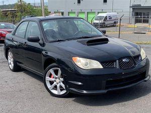 2007 Subaru Impreza Sedan for Sale in Alexandria, VA