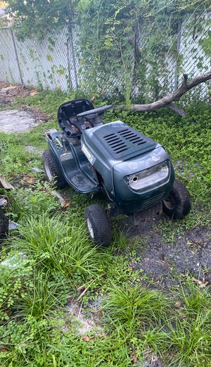 3 lawn tractor chasis (a roller and two parts) and some extra parts for Sale in Tampa, FL