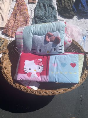 Hello Kitty Crib Bedding for Sale in Yardley, PA