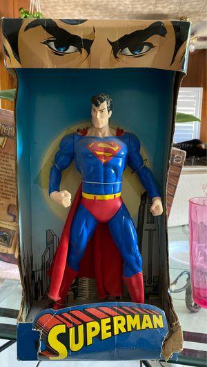 Superman action vintage figure for Sale in Pasadena, CA