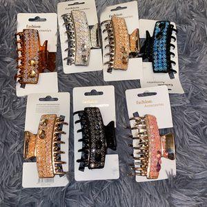 Fashion hair clip for Sale in Santa Ana, CA