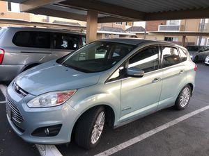 2013 Ford C-Max hybrid 79k miles clean Carfax for Sale in El Cajon, CA