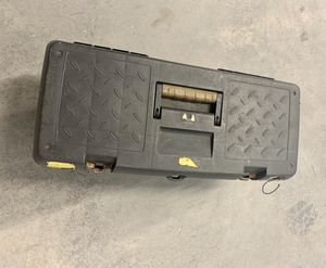 Stanley Tool Box With Tray for Sale in Davenport, FL