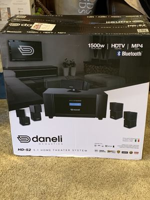 Home theater system for Sale in Washington, DC