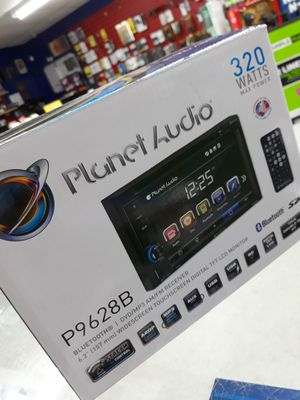 New Bluetooth CAR Stereo Touch Screen CD DVD Bluetooth for Sale in Houston, TX