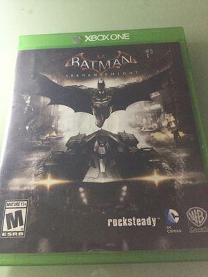 Batman Arkham knight for Sale in Tustin, CA