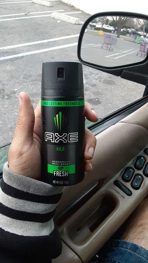 Axe Deodorant body spray for Sale in Modesto, CA