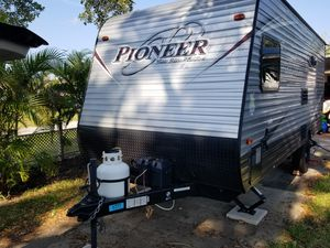 2018 heartland pioneer rb180 for Sale in GRANT VLKRIA, FL