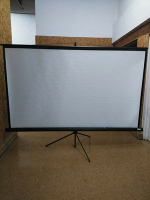 Portable Projection Screen for Sale in Pompano Beach, FL