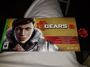 Gears of War xbox one games download codes for Sale in St. Petersburg, FL