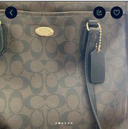 Coach Big Bag for Sale in Fairfax,  VA