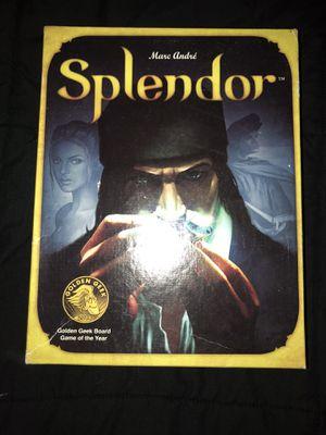 Splendor Board Game for Sale in Peabody, MA