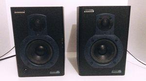 Samson Resolv 40a speakers for Sale in Austin, TX