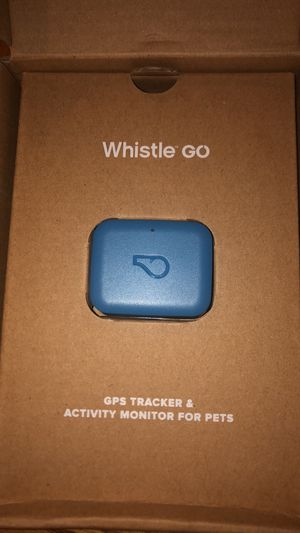 Whistle Go GPS Tracker & activity monitor pets for Sale in Summer Shade, KY