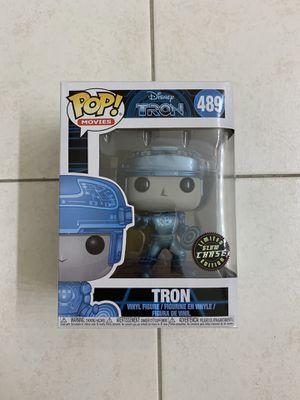 Funko Pop! Tron (Chase Metallic GITD) for Sale in Pembroke Pines, FL