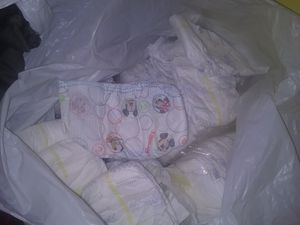 Huggies size 2 diapers for Sale in Safety Harbor, FL