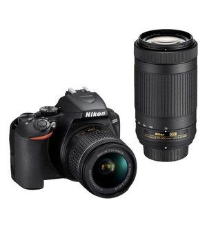 New - Nikon D3500 DSLR 2 lenses for Sale in The Bronx, NY