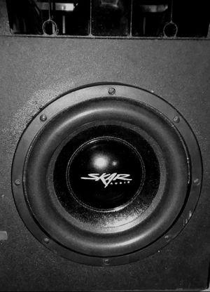 Skar Audio in-home or Car application Subwoofer for Sale in Stevensville, MD