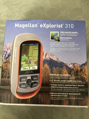 Hiking outdoor gps navigation for Sale in Hyattsville, MD