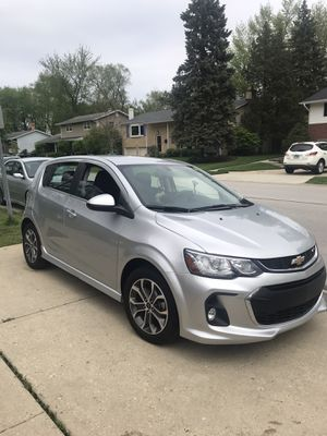 2018 Chevy Sonic RS 9k miles for Sale in Palatine, IL